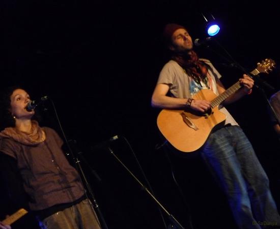Tremplin de la chanson 2013 - groupe Walz - 2/23