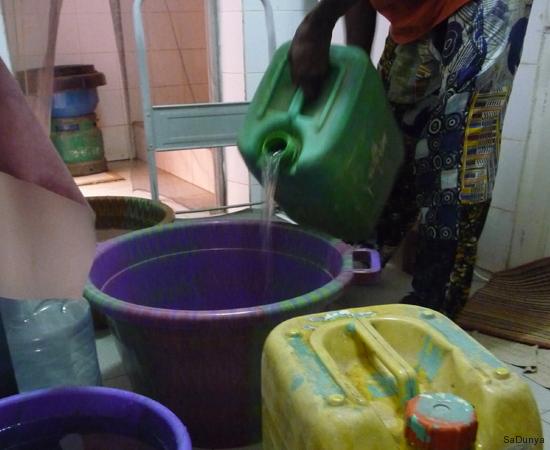 Coupure d'eau à Dakar - 5/10