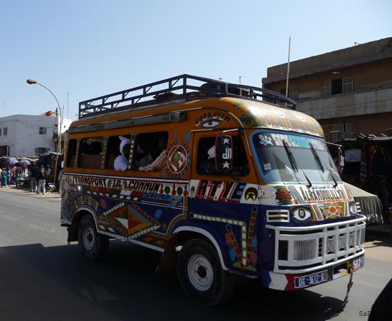Coupure d'eau à Dakar - 10/10