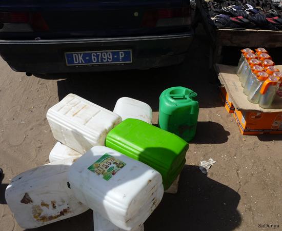 Coupure d'eau à Dakar - 4/20