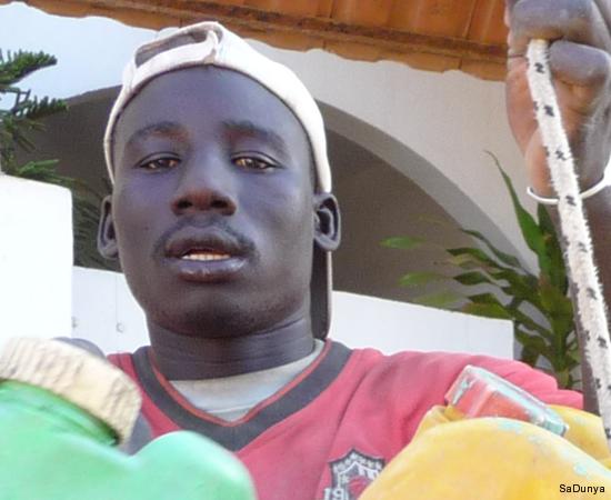 Coupure d'eau à Dakar - 6/10