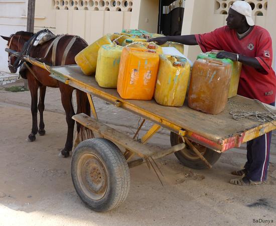 Coupure d'eau à Dakar - 7/10
