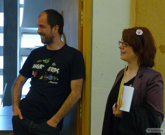 12 /17 - Yann Gensollen au Startup Weekend de Nancy