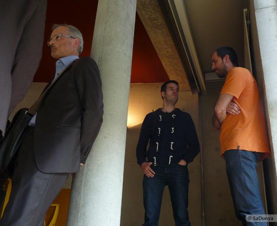 13 /17 - Yann Gensollen au Startup Weekend de Nancy
