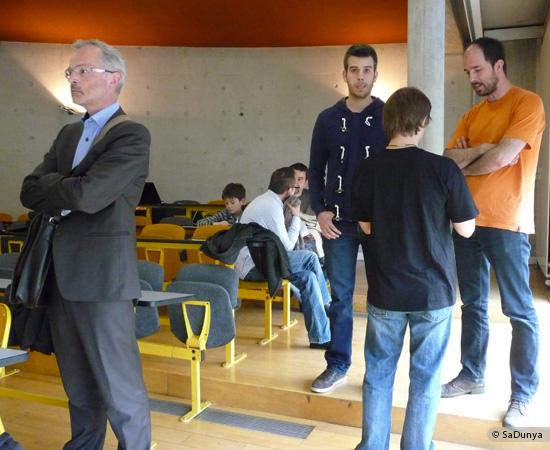 15 /17 - Yann Gensollen au Startup Weekend de Nancy