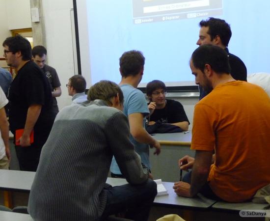 17 /17 - Yann Gensollen au Startup Weekend de Nancy