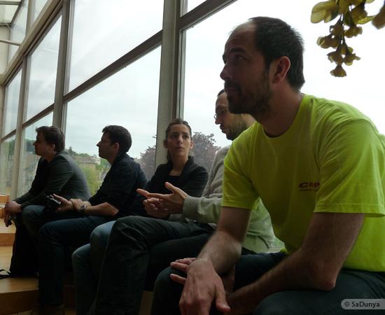 6 /17 - Yann Gensollen au Startup Weekend de Nancy
