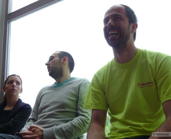 7 /17 - Yann Gensollen au Startup Weekend de Nancy