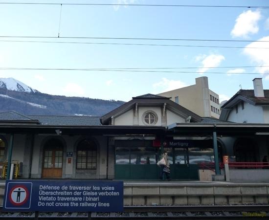 De Martigny à Zermatt à la rencontre du Cervin - 1/33