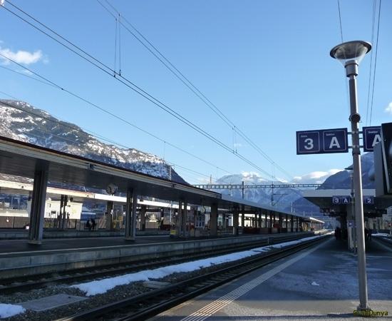 De Martigny à Zermatt à la rencontre du Cervin - 10/33
