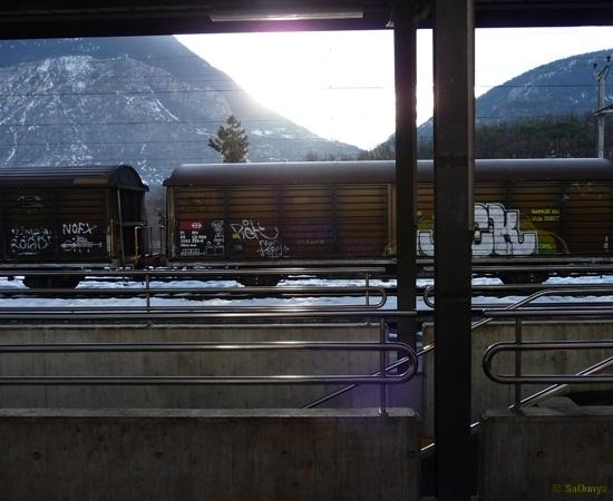 De Martigny à Zermatt à la rencontre du Cervin - 2/33