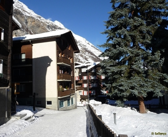 De Martigny à Zermatt à la rencontre du Cervin - 27/33
