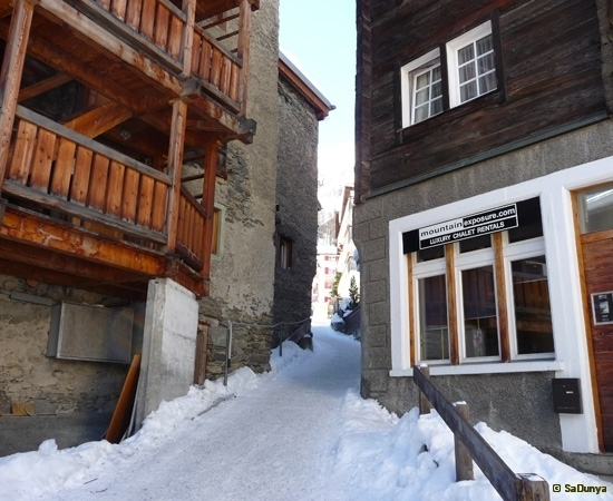 De Martigny à Zermatt à la rencontre du Cervin - 28/33