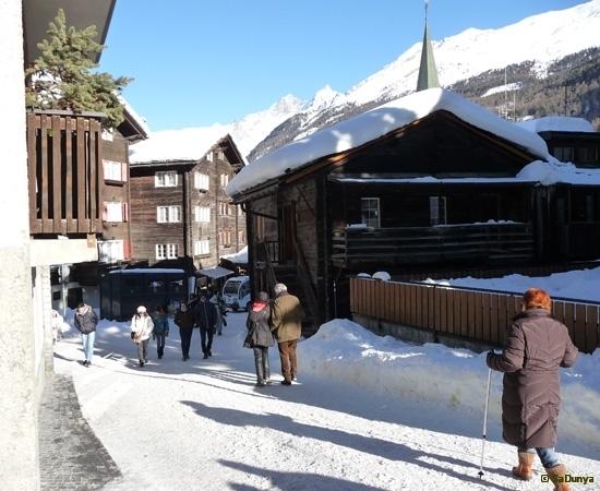 De Martigny à Zermatt à la rencontre du Cervin - 30/33