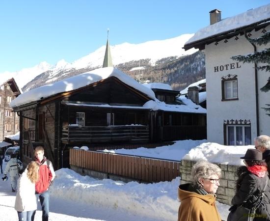 De Martigny à Zermatt à la rencontre du Cervin - 31/33