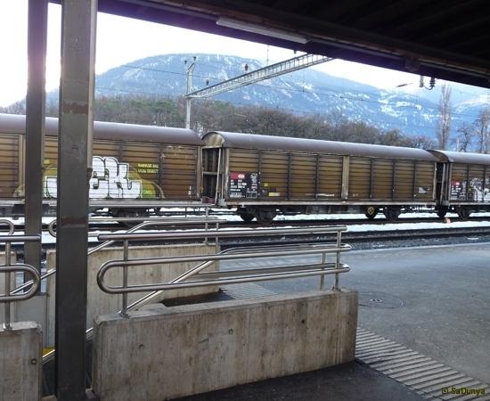De Martigny à Zermatt à la rencontre du Cervin - 3/33