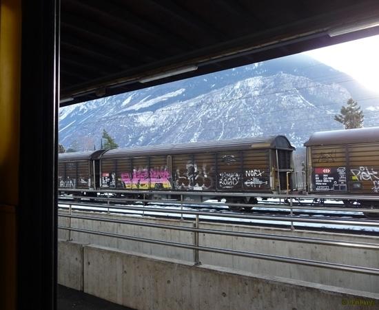 De Martigny à Zermatt à la rencontre du Cervin - 4/33