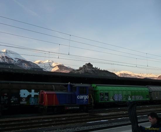 De Martigny à Zermatt à la rencontre du Cervin - 5/33
