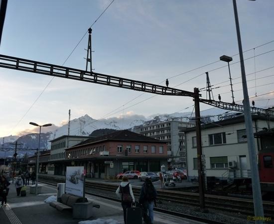 De Martigny à Zermatt à la rencontre du Cervin - 7/33
