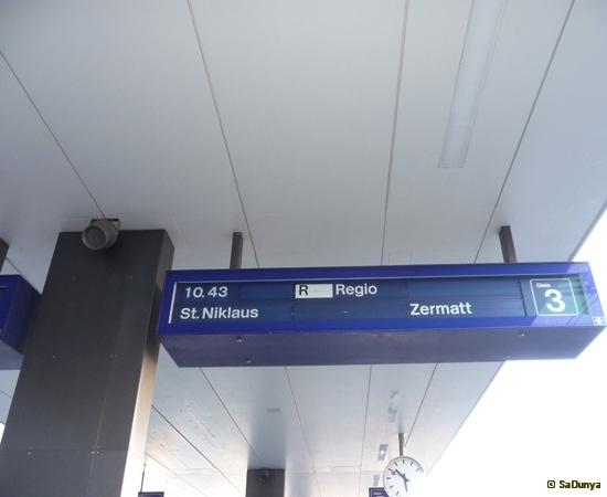 De Martigny à Zermatt à la rencontre du Cervin - 8/33