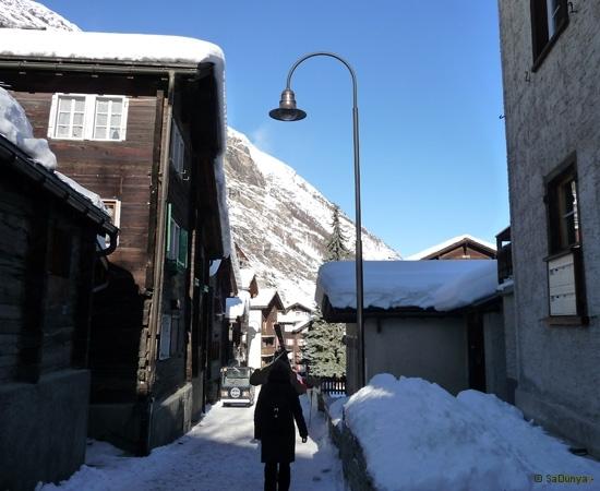 De Martigny à Zermatt à la rencontre du Cervin en Suisse - 11/32