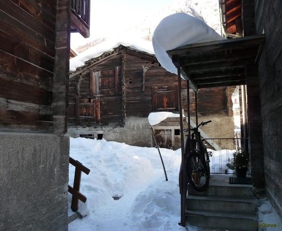 De Martigny à Zermatt à la rencontre du Cervin en Suisse - 31/32