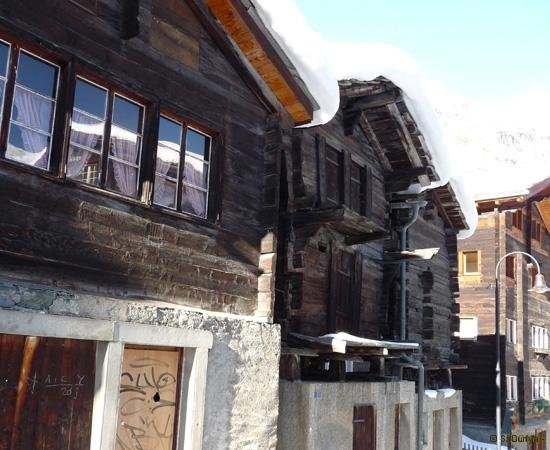 De Martigny à Zermatt à la rencontre du Cervin en Suisse - 29/32