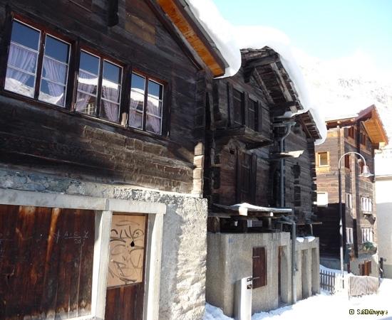 De Martigny à Zermatt à la rencontre du Cervin en Suisse - 28/32