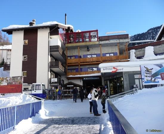 De Martigny à Zermatt à la rencontre du Cervin en Suisse - 27/32