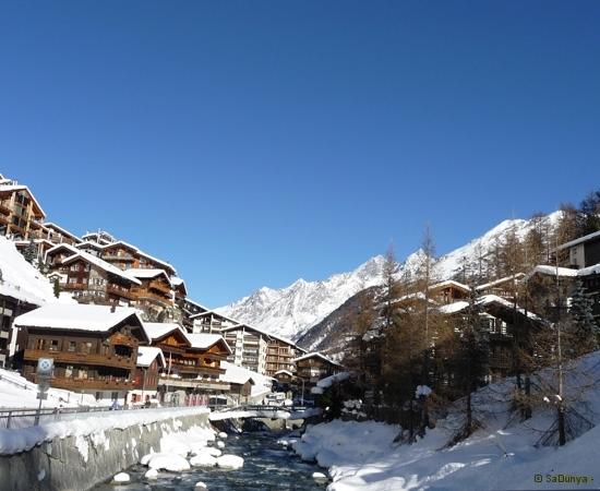 De Martigny à Zermatt à la rencontre du Cervin en Suisse - 26/32