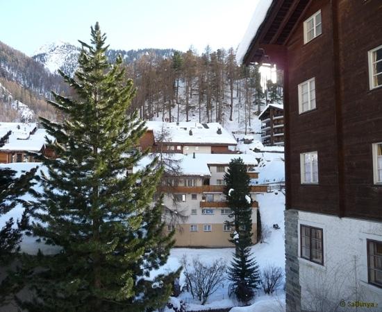 De Martigny à Zermatt à la rencontre du Cervin en Suisse - 24/32