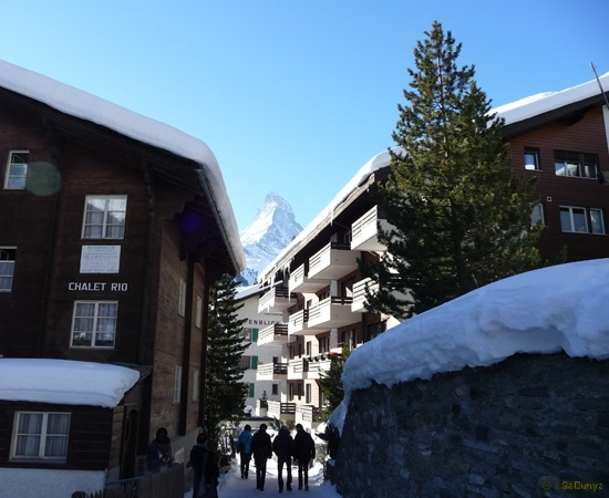 De Martigny à Zermatt à la rencontre du Cervin en Suisse - 8/32