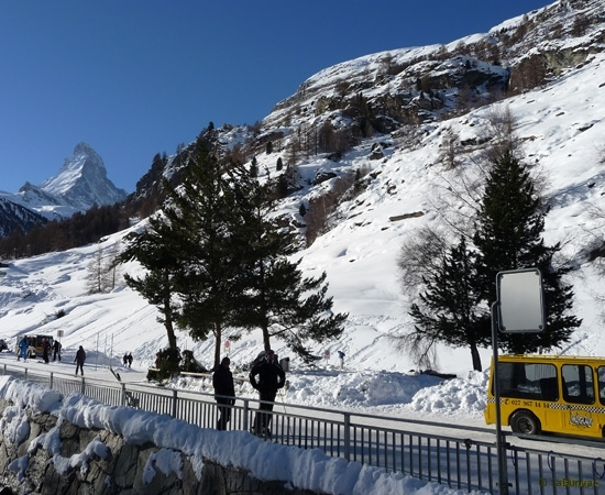 De Martigny à Zermatt à la rencontre du Cervin en Suisse - 5/32