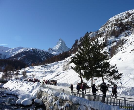 De Martigny à Zermatt à la rencontre du Cervin en Suisse - 4/32
