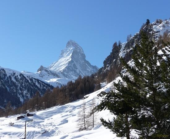 De Martigny à Zermatt à la rencontre du Cervin en Suisse - 3/32