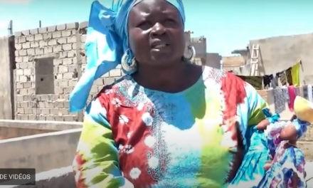 Fatoumata Sy, the doll maker