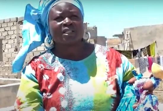 Fatoumata Sy, la faiseuse de poupées
