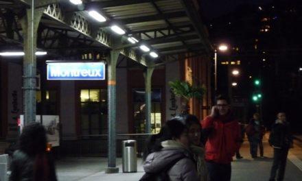 Un train en or? Bienvenue en Suisse