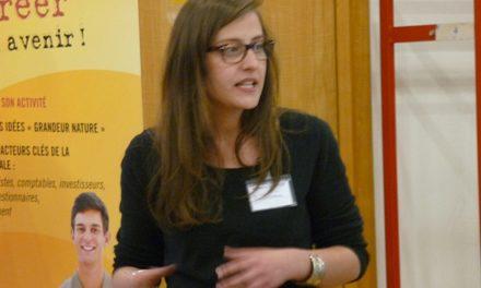Manon Carre: valoriser les jeunes!
