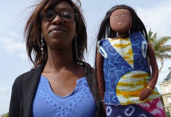 Une Sénégalaise bénévole à Paris
