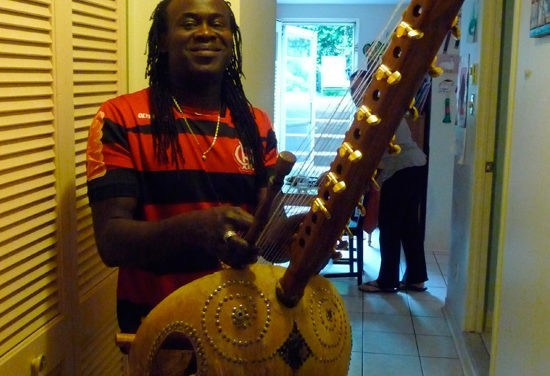 Zal Sissokho, The Kora Spiderman
