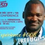 Conférence et exposition d'arts au Sénégal sur l'immigration